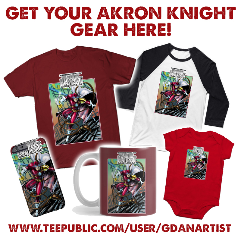 Akron Knight Gear!